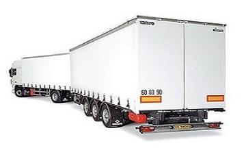 Еврофура  до 20 т и 120 куб. м в автопарке ЯрТранс