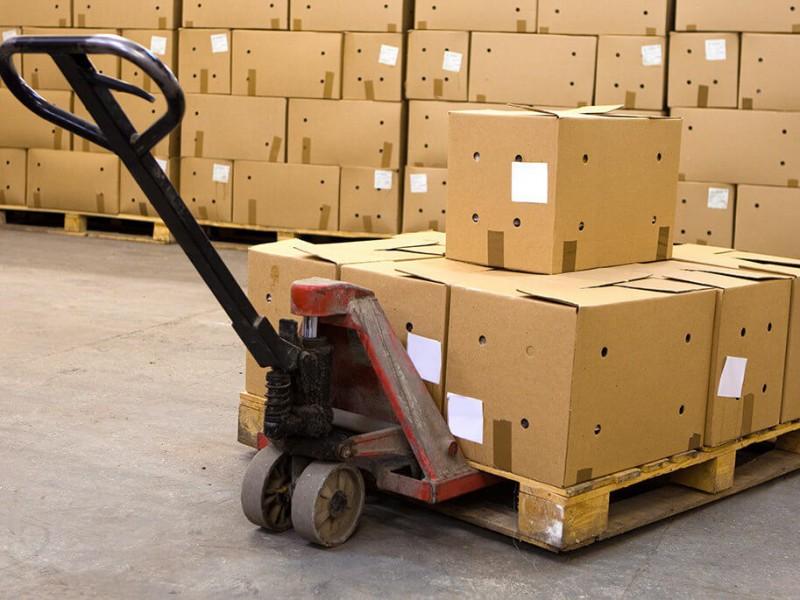 Заказать Сортировка грузов в ЯрТранс